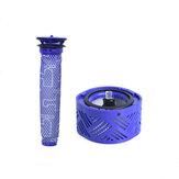 Post-filtre HEPA lavable pour filtre HEPA lavable pour Dyson V7 V6 V8 DC59 DC61 DC74 Accessoires pour aspirateurs Pièces détachées