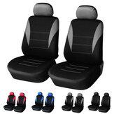 4PCS Universal Double Vordersitzbezug Autoteile Interieur