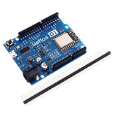 D1 R2 WiFi ESP8266 Development Board Compatible UNO Program By IDE Geekcreit for Arduino - products that work with official Arduino boards