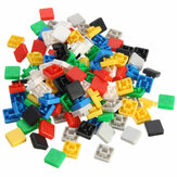 140pcs Square Mixed Color Tactile Button Cap Kit For 12x12x7.3MM Tact Switches