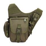 Men Tactical Hiking Outdoor Travel Messenger Shoulder Bags