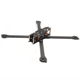 HSKRC XL5/6/7/8/9 232/283/294/360 / 390mm Carbon Fiber FPV Racing Frame kit til RC Drone