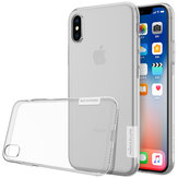NILLKIN Soft TPU Transparent Ultra Thin Shockproof Protective Case for iPhone XS/X