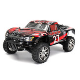 HSP 94763 1/8 2.4G 4WD 540mm Superior Version GP Rally Lacerea Rc Car Methanol Powered Toy