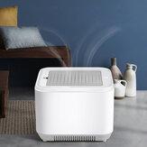 3W UV Esterilización Purificador de aire 458m³ / h Partículas CADR 230m³ / h Formaldehído CADR Bajo nivel de ruido para oficina en casa