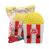 GiggleBread Popcorn Squishy 8*6.5*12CM Licensed Slow Rising With Packaging Collection Gift Soft Toy