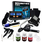 Digital PH&EC Conductivity Monitor Meter Tester ATC Water Quality Real-time Continuous Monitoring Detector