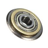 22x6x6mm rotação rolamento roda cortador de azulejo substituição lâmina de reposição ferramenta