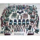 307PZ4-9CMSoldatoMilitare Army Men Figura Model Building Suit Per Bambini Giocattoli Regalo per Bambini