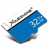 Xoueshone 4 GB 8 GB 16GB 32GB 64GB 128 GB Class 10 High Speed TF Flash Speicherkarte mit Adapter für Mobiltelefone