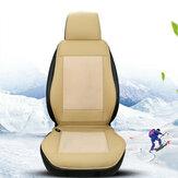 12ボルト冷却通気性のカーシートクッションカバー換気扇エアコンクーラーパッド