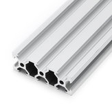 Machifit Silver 2060 V-Slot Aluminum Extrusions 20x60mm Aluminum Profile Extrusion Frame For CNC Laser Engraving Machine
