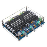 TPA3116D2 150W Digital Power Amplifier Board  Digital Audio Amplifier Board 2.0 Channel with Acrylic Shell