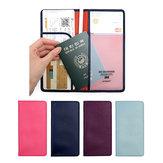 HonanaHN-PB55WarnaKulitPaspor Pemegang Kartu Perjalanan Kasus Cover Bag