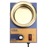 CM310A 220V 300W 100MM Stainless Steel Solder Furnace Melting Soldering Pot