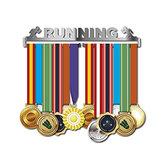 RUNNER Medal Hanger Sport Medal Holder Running Medal Hanger Medal Uchwyt na narzędzia Sportowe prezenty