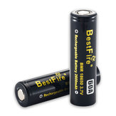2PCS BestFire 18650 Battery 2600mAh 3.7V 60A Rechargeable Li-ion Battery