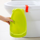 5 Colors Available Convinient Boy's Potty Urinal Standing Toilet Vertical Wall-Mounted Pee Urinal