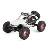 Wltoys 12429 1/12 2.4G 4WD Yüksek Hızlı 40km / s Off-Road On-Road RC Araba, Far ile