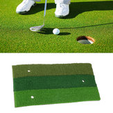 60x30cm Tappetino da golf in gomma Outdoor Indoor Eco-Friendly Green Golf Hitting Mat Practice Equipment