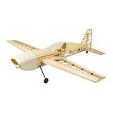 Dancing Wings Hobby DW EXTRA 330 Kit de construction d'avion RC en bois de balsa d'envergure de 1000mm