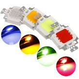 LUSTREON Multicolor 10W High Power LED Chip Tecto Down Flood Light Lamp Acessórios DC9-12V