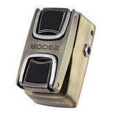 MOOER WCW1 The Wahter Wah Guitar Effects Pedal with Classic Wah Tone Pressure Sensing Switch