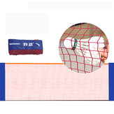 6.1M / 20ft Nylon Faltbares tragbares Badmintonnetz Volleyball Tennis Fußballnetz