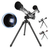 30-40X Astronomical Telescope HD Refraction Optical Monoculars for Adult Kids Beginners with Tripod