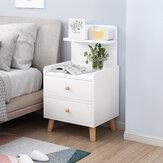 Mesas de cabeceira, gavetas, mesinha-de-cabeceira lateral, armazenamento, armário, mobília, vitrine