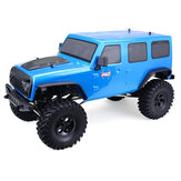 RGT EX86100 1/10 2.4G 4WD 510mm Brushed Rc Car Off-road Truck Rock Crawler RTR Toy