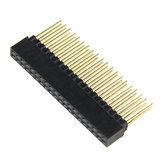 5PCS 12MM 40Pin Female Stacking Header для Raspberry Pi 2 Mode B & B+