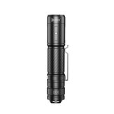 WUBen C3 OSRAM P9 1200LM LED Tactical Flashlight 179m Distance 6 Modes IP68 Waterproof USB Emergency Light With Battery