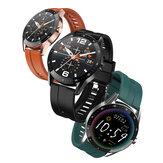 [ligação bluetooth] Bakeey S200 Tela de toque de 1,28 polegadas Long Standby Coração Monitor de pressão arterial de taxa Modos multi-esporte IP67 Relógio inteligente à prova d'água