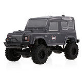 RGT 136240 1/24 2.4G RC Car 4WD 15KM / H Voertuig RC Rock Crawler Off-road
