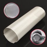 500 Mesh Stainless Steel Woven Wire Filter Sheet for Water Oil Filtration 30 x 100cm