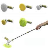 Akumulatorowy elektryczny mop do czyszczenia wosku do polerowania akumulatorowe obrotowe narzędzie do podłóg