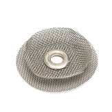 TIG Filtro de solda Heatshield Aço Tecido Fio Substituição 22x18x4mm