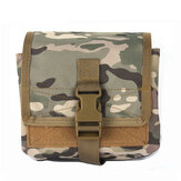 Three Soldiers Nylon Outdoor Military Tactical Waist Bag Camping Trekking Travel Camouflage Bag