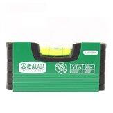 LAOA LA513004 100 MM Mini liga de alumínio portátil Horizontal Laser Fita de medição niveladora