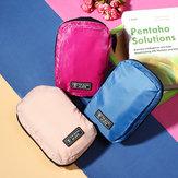 Bolsa de cosméticos bolsa de cosméticos bolsa de lavado de cosméticos almacenamiento