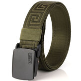 125CM Men Automatic Buckle Military Nylon Cinto