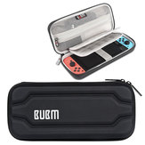 BUBM Switch-E EVA Storage Caja Protector Caso para SWITCH Cargador de consola Power Bank Cable Auricular