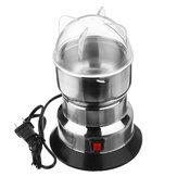 220V 200W elektrisk kornmølle Spice Herb Grinder Pulverizer Pulver Machine