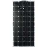 120W Солнечная Панель 12V Солнечная Power Bank Портативные устройства питания Кемпинг Van Travel Home