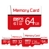 Memory Card 16GB 32GB 64GB 128GB 256GB High Speed TF Memory Card With Adapter For Smart Phone Switch Tablet Speaker Drone Car DVR Redmi Note 9S