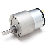 CHIHAI MOTOR 12V تيار منتظم Metal Gear Reducer Motor GM37-3525 High Torque تيار منتظم Gear Boxes Motor