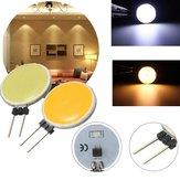 G4 2.5W 18COB LED Теплый белый / белый для кристаллов Лампа LED Точечная лампа Лампа DC 12V
