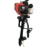 3.6 HP 2 Stroke Outboard Engine Air Cooled Hand Start Sc-236c