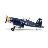 HSD 800mm Wingspan F4U Warbird EPO Scale RC Airplane PNP